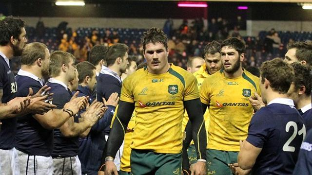 Rugby - Wallabies captain Mowen to quit and move to France