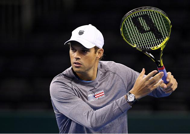 GB v USA - Davis Cup: Previews
