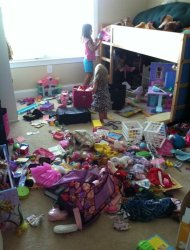 Playroom Chaos