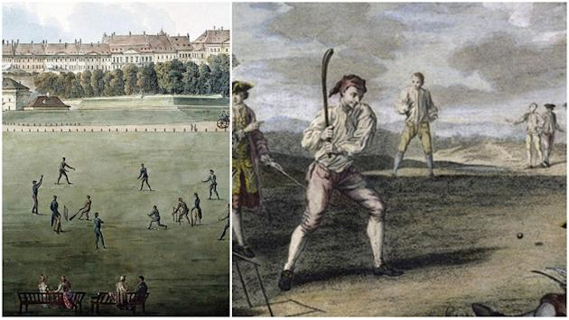 Could cricket have originated in France?
