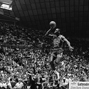 History of the NBA Slam Dunk Contest