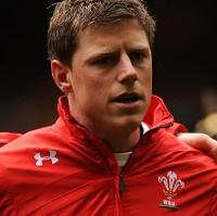 Rhys Priestland ruptured his Achilles tendon during a Heineken Cup game against Exeter