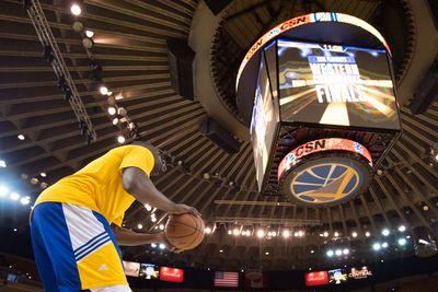 NBA playoffs 2015: Warriors try to close out Rockets at home