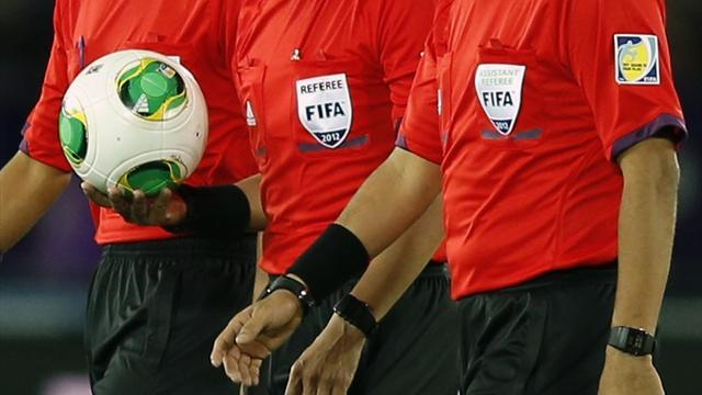 European Football - Italian Rosetti resigns as Russia's chief of referees