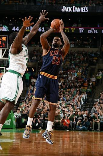 Cavs lose Love to injury but sweep Celts with 101-93 victory