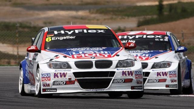 WTCC - WTCC cars to run at same weight