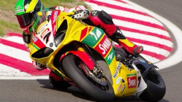 Motorcycling - Laverty never expected MotoGP ride