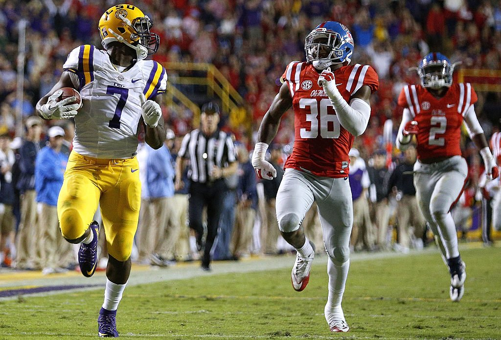 Rebel defense comes up short against LSU