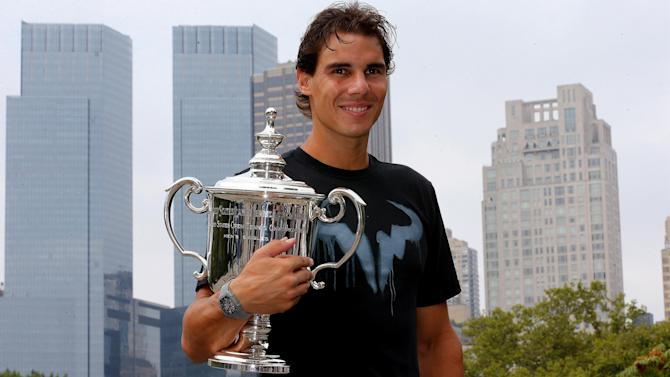 US Open - Nadal withdraws from US Open