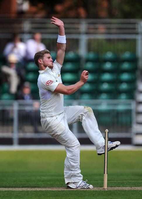 Stuart Meaker is one of the England players who will join up with the EPP squad