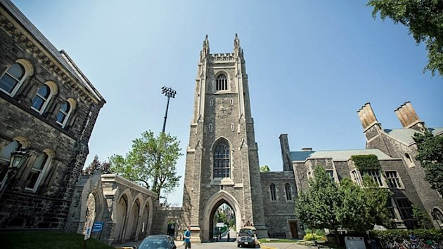 The University of Toronto didn't quite crack the top 20 this year. (CBC)