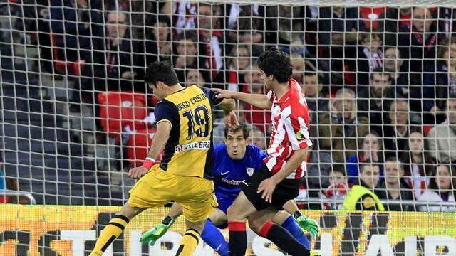Liga - Atletico reclaim top spot with hard-fought win