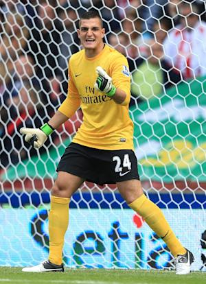 Vito Mannone believes Arsenal can challenge for the title