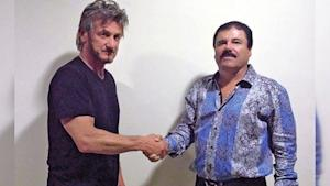 Sean Penn Had Secret Meeting With 'El Chapo' …