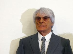 Formula One Chief Executive Ecclestone arrives in court in Munich