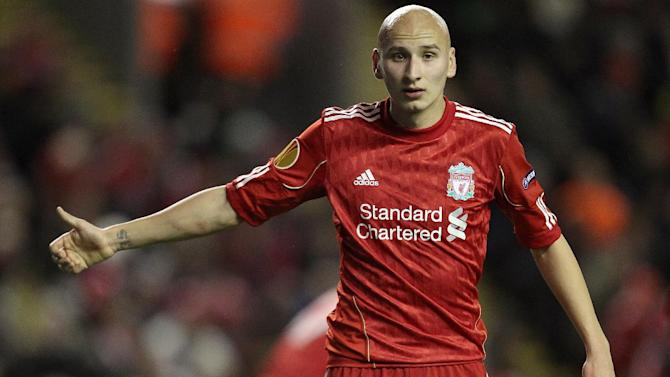 Jonjo Shelvey's double settled an eight-goal thriller