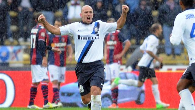 Serie A - Inter second after Bologna win