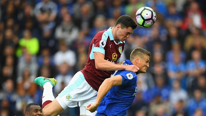 Michael Keane happy with life at Burnley despite Leicester City and Chelsea interest