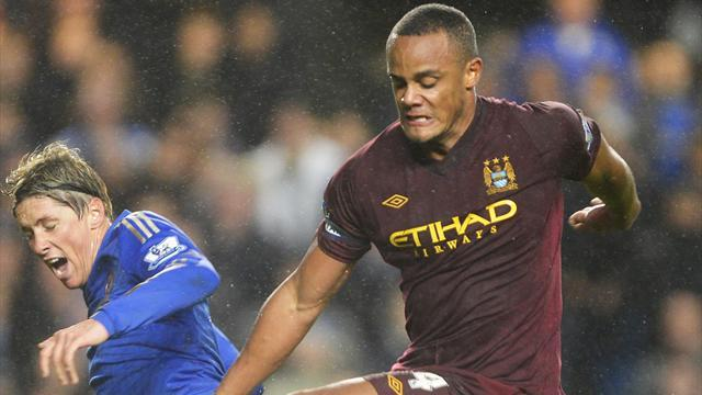 Premier League - Kompany fit for Wigan clash