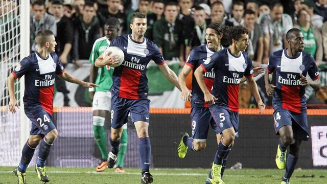 Ligue 1 - Late goal helps PSG make it 30 games without defeat