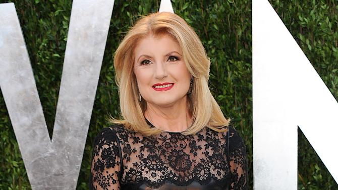 "FILE - This Feb. 24, 2013 file photo shows Arianna Huffington arrives at the 2013 Vanity Fair Oscars Viewing and After Partyl in West Hollywood, Calif. A lawsuit accuses Huffington Post founder Arianna Huffington of trashing a New York City loft that she leased from a documentary filmmaker. Huffington calls the allegations false. Filmmaker Eric Steel filed the suit in Manhattan Supreme Court on Monday, April 1. It asks for $275,000 in damages. The lawsuit says cabinets were broken and ""the walls of the apartment were gouged, stained and otherwise damaged"" during the two years Huffington rented the apartment. (Photo by Jordan Strauss/Invision/AP, file)"
