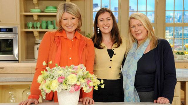 Say What?! Martha Stewart Admits to Sexting!