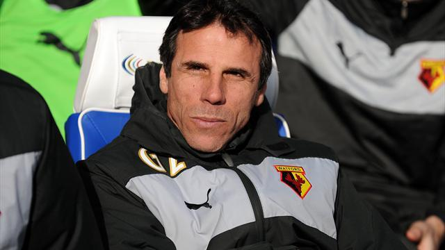 Football - Zola: We must be more clinical