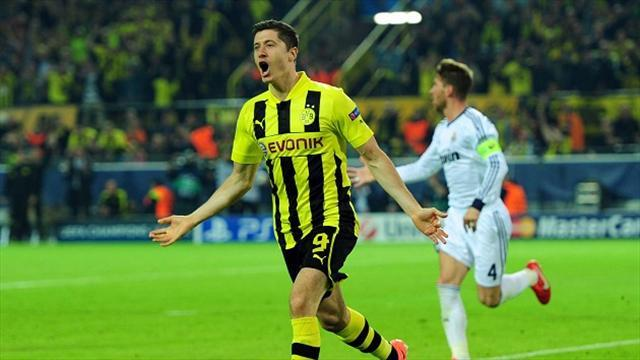 Champions League - Four-goal Lewandowski: I've played better