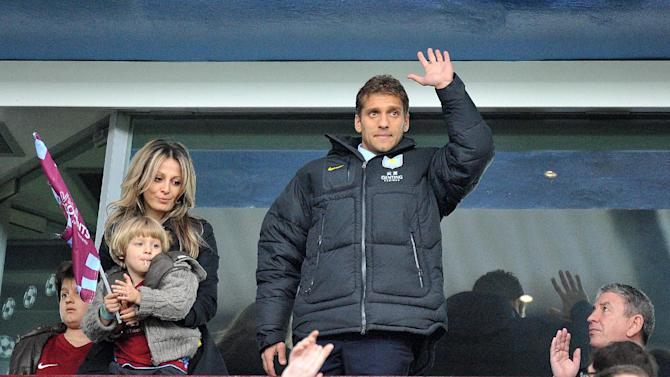 Stiliyan Petrov was diagnosed with leukaemia four months ago