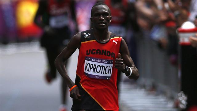 Athletics - Kiprotich wants to be inspiration in London