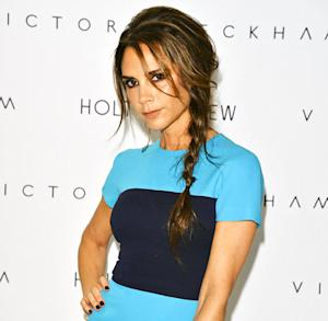 "Victoria Beckham Launches New Website: ""I Love Shopping Online"""