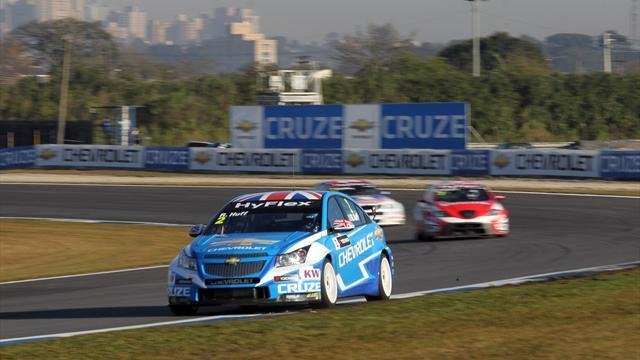 WTCC - Huff hoping for sweet, not sour, Shanghai memories