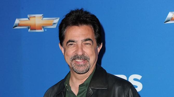 """Joe Mantegna of """"Criminal Minds"""" arrives at the CBS Fall Season Premiere party at The Colony on September 16, 2010, in Los Angeles."""