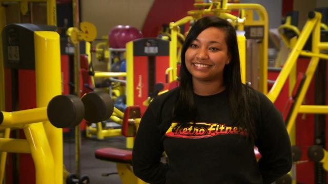 Undercover Boss - Interview with Ivette (Retro Fitness)