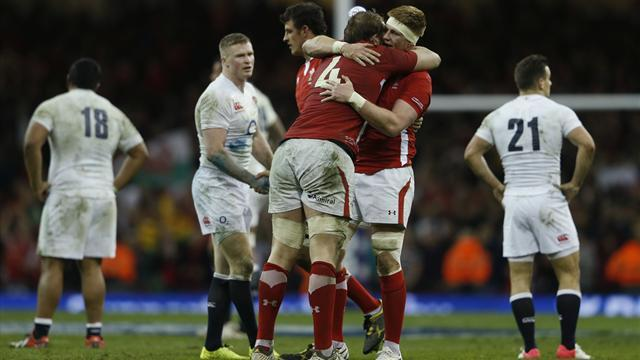 Six Nations - Wonderful Wales thrash England to retain title