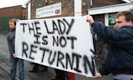 Thatcher Funeral: Pockets Of Protests