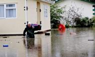 UK Floods: Homes Evacuated And Travel Disrupted