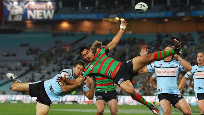 NRL Rd 9 - Rabbitohs v Sharks
