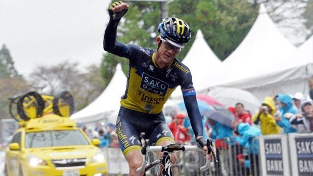 Cycling - UCI accepts Rogers's 'dodgy meat' defence