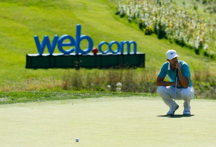 The Web.com Tour will have some new events next year. (Getty Images)