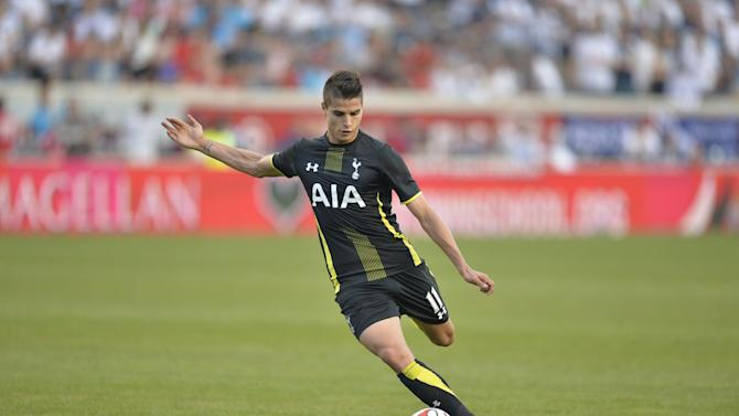 Europa League - Lamela praised by Pochettino after impact in Cyprus
