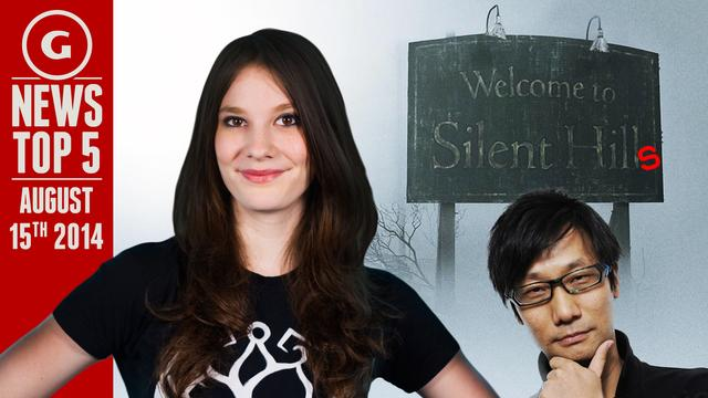 Silent Hills Will Ruin Pants & Tomb Raider Exclusivity Confusion! - GS News Top 5