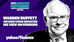 Warren Buffett on how COVID impacted his view on pensions