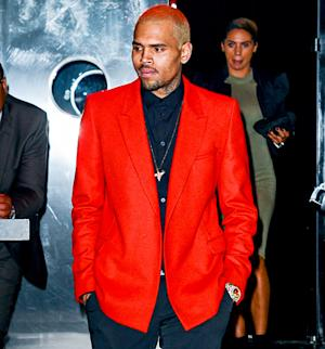 Chris Brown Dances to Rihanna Song at Met Gala After-Party Post-Breakup