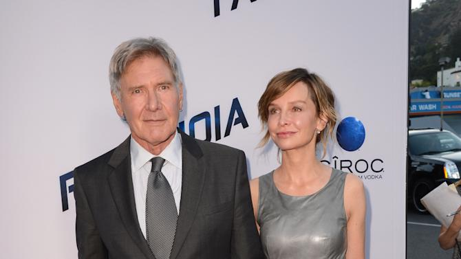 Harrison Ford,Calista Flockhart