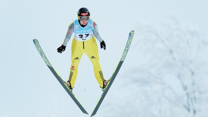 FIS Women's Ski Jumping World Cup Zao - Day 2