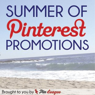 It's a Summer of Pinterest Promotions image Summer Pinterest Promotions