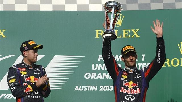 Formula 1 - Webber will get no favours from Vettel