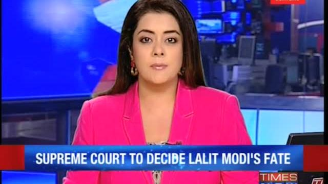 SC to decide Lalit Modi's return