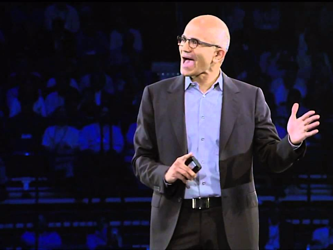 microsoft ceo satya nadella loves to use a quote from